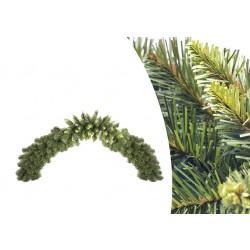 Vánoční dekorace - girlanda zelená 150 cm