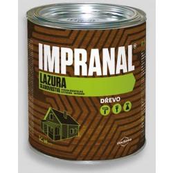 IMPRANAL lazurovací lak slabovrstvý - ořech 5l