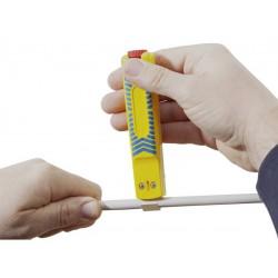 Nůž na kabely Jokari No. 27 Secura, Ø 8 - 28 mm