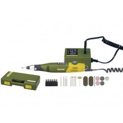 Modelářská sada pro vrtání a frézování Proxxon Micromot 60/E, 34dílná s kufříkem