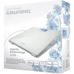 Osobní váha Grundig PS 2010, GMK1200, bílá