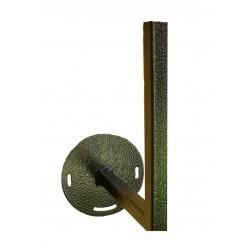Větrný kohout - na štít domu SN - delší držák