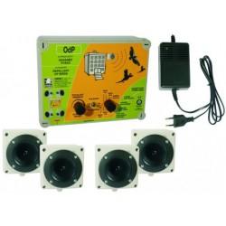 Format 1 plašič a odháněč ptáků plašič na ptáky OdP 4 ultrazvukový se 4 reproduk