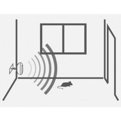 Ultrazvukový odpuzovač hlodavců SWISS