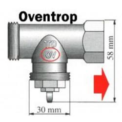 Mosazný adaptér termostatického ventilu Vaillant  700 100 002