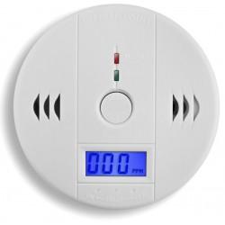 Detektor oxidu uhelnatého s alarmem, hlásič Hutermann ALARM CO-602 EN50291 +