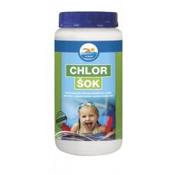 CHLOR Šok 10 kg - PROBAZEN +