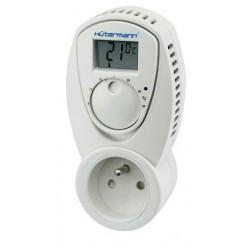 TZ33 zásuvkový elektronický termostat pro koupelnový radiátor (do zásuvky) apod.