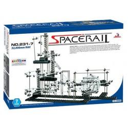 SpaceRail: Level 7 - kuličková dráha