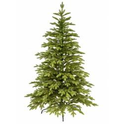 Umělý vánoční stromek - 3D jehličí - Smrk Norský 220 cm PE