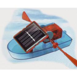 Hutermann - Solární stavebnice Boat - solární hračka - člun