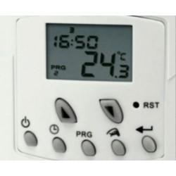 Hütermann 1038 programovatelný termostat týdenní pokojový prostorový