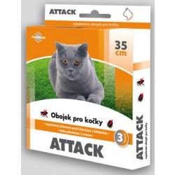 ATTACK obojek pro kočky