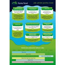 Kata Pond 400 g - přípravek proti vláknité řase