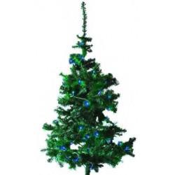 Vánoční osvětlení 40 x LED - modrá barva