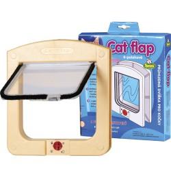 Cats Flap - kočičí dvířka, písková