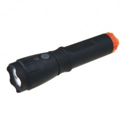 Orientační světlo do zásuvky se světelným senzorem a indukčním nabíjením