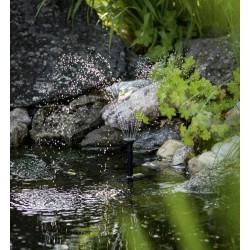 Solární zahradní fontána - sada Renkforce 1007584, 170 l/h, 0.65 m, 2 W