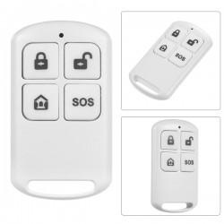Dálkový ovladač (klíčenka) pro GSM-WiFi alarm typ HG-RC5