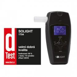 Tester alkoholu SOLIGHT 1T04