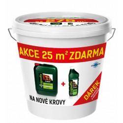 AKCE Lignofix E-Profi hnědý 5 kg + DÁRKOVÝ SET