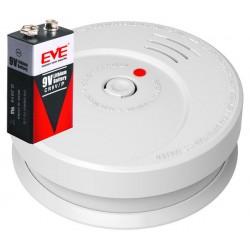 Detektor kouře HUTERMANN GS506 alarm EN14604, včetně baterie s životností 10let