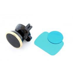 HARMONY Magnetický držák telefonu do ventilační mřížky zlatý