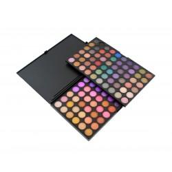 Harmony paleta očních stínů 120 barev