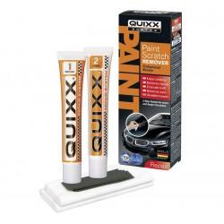 Quixx 2-stupňový odstraňovač škrabancov z laku 2x25g