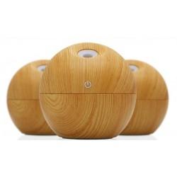 Hütermann Y05 aroma difuzér 130ml světlé dřevo - ultrazvukový, USB