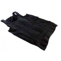 Kompresní nátělník velikost XL, černý HARMONY