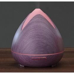 Hütermann 02 aroma difuzér 400ml purpurový - ultrazvukový, 7 barev LED