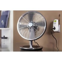 Zásuvkový termostat Renkforce UT300, -40 až 99 °C, CZ zástrčka