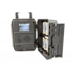 Fotopast OXE Panther 4G + solární panel +