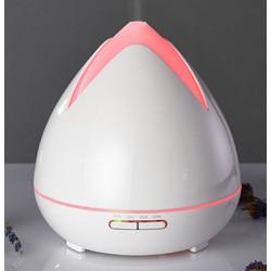 Hütermann 02 aroma difuzér 400ml bílý - ultrazvukový, 7 barev LED