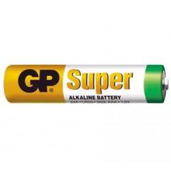 Baterie AAA (R03) alkalická GP Super Alkaline 1 ks