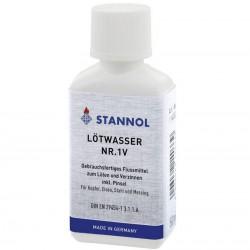 Pájecí kapalina Stannol Nr. 1V, F-SW 12, 50 ml