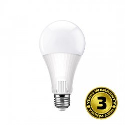 Solight LED žárovka Premium, Samsung LED, 18W, 1600lm, E27, 3000K, 170-264V