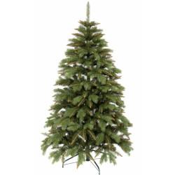 Umělý vánoční stromek - Smrk Tajga 150 cm PE + PVC