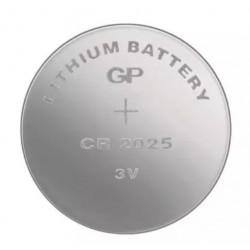 Baterie CR2025 GP lithiová 2BP