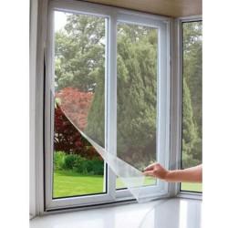 Síť okenní proti hmyzu 90x150cm bílá EXTOL CRAFT