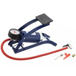 Pumpa nožní COMPASS 09151 s manometrem