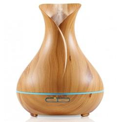 Hütermann aroma difuzér H01 světlé dřevo 550 ml - ultrazvukový