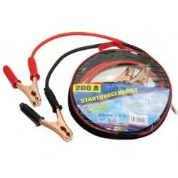 Kabely startovací 200A 2,5m COMPASS 01112 100% měď