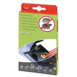 Návnada pro pasti na myši a potkany Swissinno SuperCat PRO