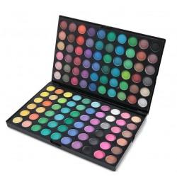 """Harmony paleta očních stínů 120 barev """"E"""""""