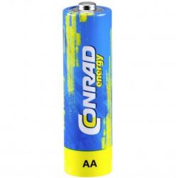 Sada tužkových baterií Conrad energy Alkaline AA, 1 kus