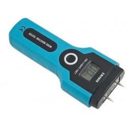 Měřič vlhkosti dřeva - vlhkoměr dřeva EM4808