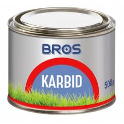 Odpuzovač krtků BROS KARBID granulovaný 500g