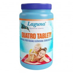 Laguna Quatro tablety 10 kg +